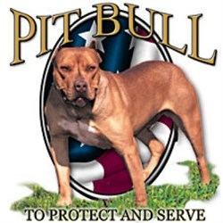 Pit Bull To Protect and Serve