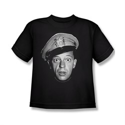Image of Andy Griffith Shirt Barney Kids Shirt Youth Tee T-Shirt
