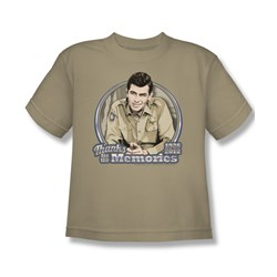 Image of Andy Griffith Shirt Memories Kids Shirt Youth Tee T-Shirt