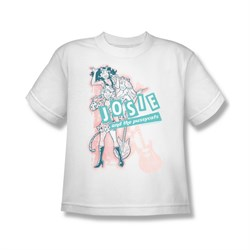 Image of Archie Shirt Kids Glam Rockers White T-Shirt