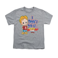 Image of Archie Shirt Kids Not Yet Athletic Heather T-Shirt
