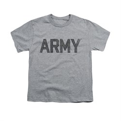 Image of Army Shirt Kids PT Gear Athletic Heather T-Shirt
