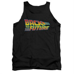 $19.99 - Official Back To The Future Logo Tank Top - S to 2XL