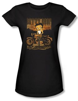 betty-boop-juniors-t-shirt-rebel-rider-black-tee