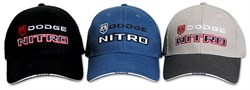 dodge-hat-nitro-embroidered-cap