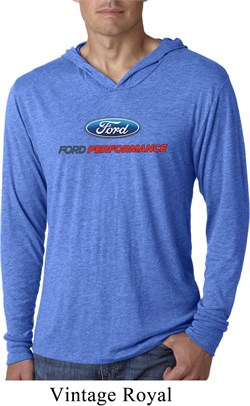 Ford Performance Parts Lightweight Hoodie Shirt