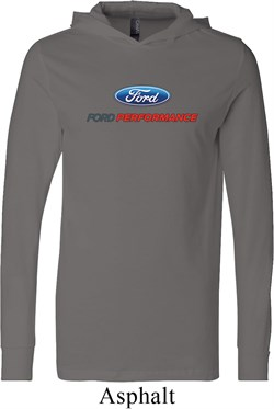 Ford Performance Parts Lightweight Hoodie Tee