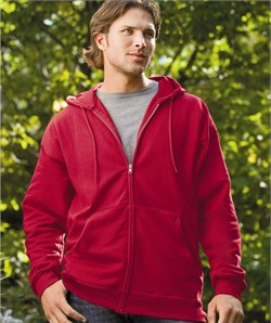 Fruit of the Loom Hoodie Full Zip Super Cotton Hoody