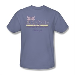 Gilmore Girls Shirt Dragonfly Inn Lavender T-Shirt