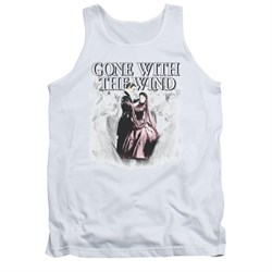 Gone With The Wind Tank Top Dancers White Tanktop