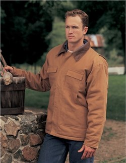 Image of Premium Quality Men's Tall Sizes Heavyweight Canyon Hip Length Jacket