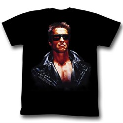 Terminator Shirt This Dude Adult Black Tee T-Shirt