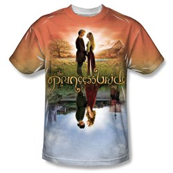 The Princess Bride Poster Sub Sublimation Shirt