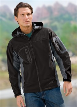 Image of Port Authority Waterproof Jacket Soft Shell Urban Outerwear