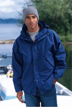 Image of Port Authority Ultra Versatile Jacket 3 in 1 Nylon Outerwear
