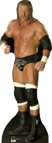 Life Size WWE Standee - Triple H 608