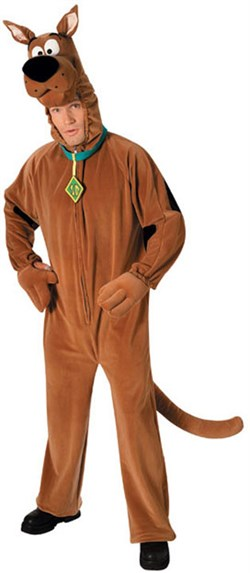 Adult Scooby Doo Costume 16352