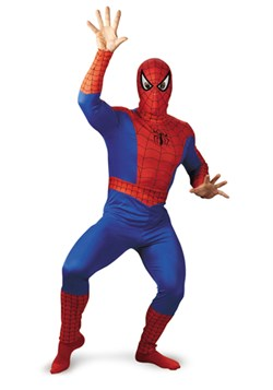 Adult Spiderman Costume 5287