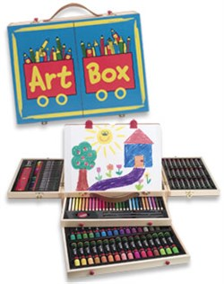 Alex Toys Art Box 56W