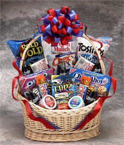 Coke Snack Works Gift Basket - Mini 82023