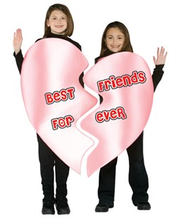 Best Friends Forever Costume 9155