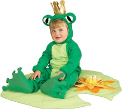 Lil Frog Prince Baby Costume 81242-IN