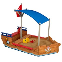 KidKraft Pirate Sandboat 128