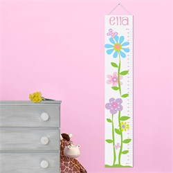 Personalized Growth Chart - Ship Shape GC925