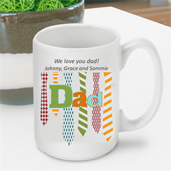Personalized Father's Day Mug GC1271