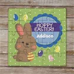 Personalized Hoppy Easter Puzzle PG6101151