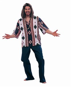 Adult 60's Peace Child Costume - Male 80166