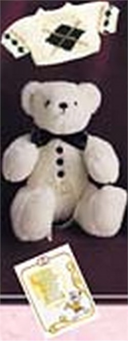 Ringo The Ring Bearer Bear RB900