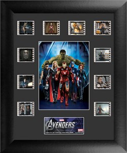 The Avengers Mini Filmcell Montage USFC5916