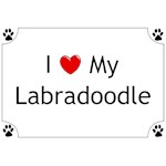 Labradoodle T-Shirt I Love My