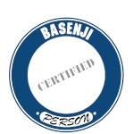 Basenji T-Shirt Certified Person