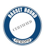 Basset Hound T-Shirt Certified Person