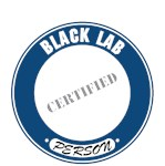 Black Lab T-Shirt Certified Person