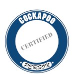 Cockapoo T-Shirt Certified Person