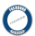 Foxhound T-Shirt Certified Person
