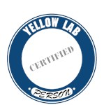 Yellow Lab T-Shirt Certified Person