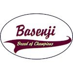 Basenji T-Shirt Breed of Champions
