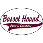 Basset Hound T-Shirt Breed of Champions