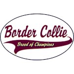 Border Collie T-Shirt Breed of Champions