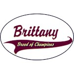 Brittany T-Shirt Breed of Champions