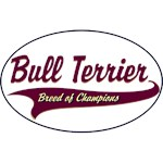 Bull Terrier T-Shirt Breed of Champions