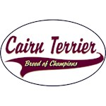 Cairn Terrier T-Shirt Breed of Champions