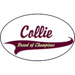 Collie T-Shirt Breed of Champions