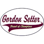 Gordon Setter T-Shirt Breed of Champions