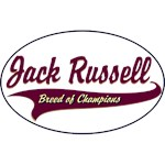Jack Russell Terrier T-Shirt Breed of Champions