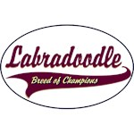 Labradoodle T-Shirt Breed of Champions